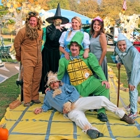wizard of oz costume party